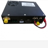 Buy cheap 10W AES256 Encryption COFDM Video Transmitter SDI Video Input from wholesalers