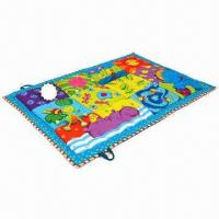 Wholesale Colorful Baby Activity Mat, Develop Early Intelligence, Can be Used as Baby Play Gym from china suppliers