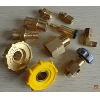 Brass compression fitting parts of item