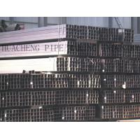 Wholesale Thick Wall Rectangular Steel Tube , Building Structure Square Steel Pipe from china suppliers