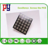 Wholesale 6 layer circuit board  black  fr4  1OZ   Multilayer PCB Board   HDI from china suppliers