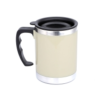 Wholesale 400CC Metal Insulated Coffee Mugs from china suppliers
