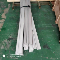 Buy cheap Hairline Finish Stainless Steel Flat Bar Grade 201 304 316L Cold Drawn Stainless from wholesalers