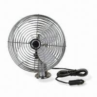 Buy cheap Car Fan with Full Safety Metal Guard and 8-inch Oscillation from wholesalers