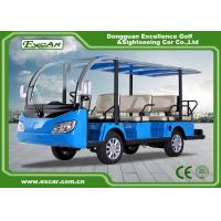 Wholesale EXCAR 11 Seater 72v Electric Shuttle Bus electric car china tour bus for sale from china suppliers