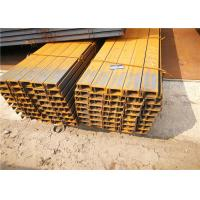 Wholesale EN BS Hot Rolled Stainless Steel U Channel Q235 GB Sizes 30 x 3 - 150 x 15 from china suppliers