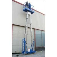 Wholesale Single operation electric mobile Aluminum alloy hydraulic lifting platform from china suppliers