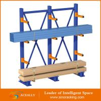 Wholesale Single side / double side cantilever racking from china suppliers