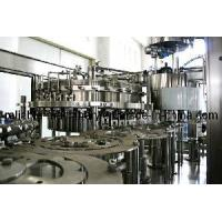 Wholesale PET Bottle Automatic Water Filling Machine (CGFA) from china suppliers