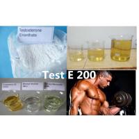 China Testosterone Enanthate 200mg/ml Yellow Steroids Oils Enanject 200 Inject for Muscle Growth on sale