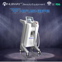 Wholesale 2017 newest high intensity focused ultrasound HIFU body slimming machine from china suppliers