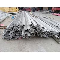 Wholesale Pickled AISI 304 Stainless Steel / SS Angle Bar With Exquisite Craftsmanship from china suppliers