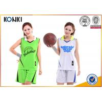 Wholesale Logo / Number Printing Custom Basketball Uniforms Custom Athletic Apparel from china suppliers