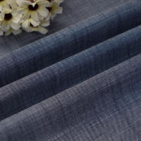 Buy cheap Plain Dyed 21s Plain Weave 100% Cotton Oxford Chambray Fabric For Clothing from wholesalers