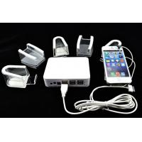 China COMER Hot sale cell phone security alarm system hand phone with long charging cables and alarm sensor for sale