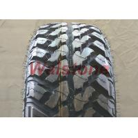 China 16 Inch Rugged Look Radial Mud Tires LT235/75R16 Getting Traction In The Mud on sale