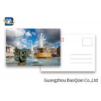 Wholesale Tourist Tttraction 3d Lenticular Card , Lenticular Postcard Printing Souvenir Tourist Gifts from china suppliers