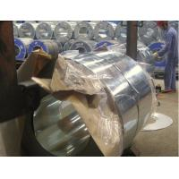 Slitting 610mm S280 / S320 Hot Dip Double Size Galvanised Steel Coil