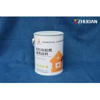 China Timber High Temperature Heat Resistant Paint For Furniture Demands Of Clear Natural Grains on sale