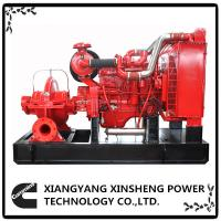 China Fire fighting Diesel Water Pump Sets Cummins water pump sets for fire fighting on sale