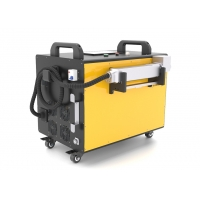 Wholesale Portable Rust Removal 120W Laser Metal Cleaning Machine from china suppliers
