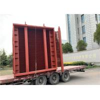 China Boiler Economizer With Headers Spiral Finned Tube For Biomass Boiler ASME on sale
