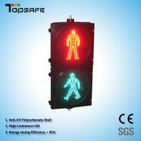 """Wholesale 300mm (12"""") Static Pedestrian Traffic Light (TP-RX300-3-302-S) from china suppliers"""