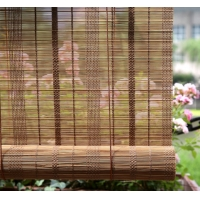 """Buy cheap OEM Multilayer 20""""Wx48""""L Wooden Woven Bamboo Blinds Roman Shade from wholesalers"""