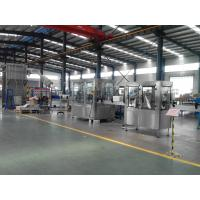 Wholesale Electric Brewery Production Line Automatic Bottle Rinsing Filling And Capping Machine from china suppliers