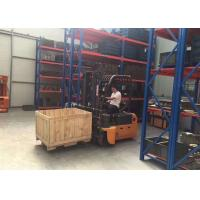 Wholesale Electric Warehouse Forklift Trucks 6200mm Lift Height With Advanced AC Control System from china suppliers
