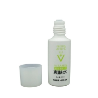Wholesale 30ml PE HDPE Screw Cap Plastic Lotion Bottles from china suppliers
