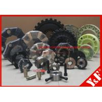 Wholesale Case Excavator Coupling 48FLE-PA  Engine Flywheel Nylon Flange fix Perkinz Engine from china suppliers