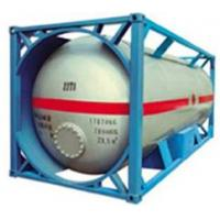 Wholesale Refrigerant Gas R22 R134A in ISO Tank from china suppliers