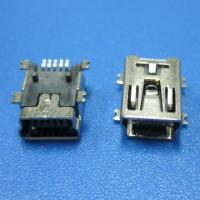 Wholesale Female Mini USB Connector 5Pin SMT Type from china suppliers