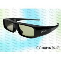 China Rechargeable Adult Cinema IR active shutter 3D Digital Cinema glasses on sale