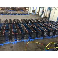Buy cheap Solar Deep Cycle Battery AGM Lead Acid Battery For Security System , 12v 4.5ah product