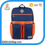 Boys polyester ergonomic school bags