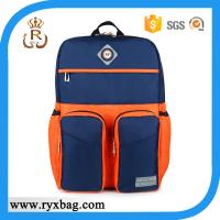 Wholesale Boys polyester ergonomic school bags from china suppliers