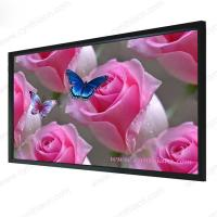 Wholesale Cynthia Screen Rear Projection Fixed Frame Projection Screen 3D 4K HD Screens Frame from china suppliers