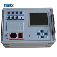 Wholesale Eco Friendly Circuit Breaker Switch Dynamic Characteristics Tester 20.00m/S from china suppliers