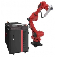 Wholesale Reprogrammable Robotic 1000W 1064nm Fiber Laser Welder from china suppliers