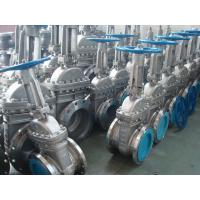Wholesale ISO & CE Certificate WCB / WCC / LCB Materials Gate Valve, API 6D / API 598 Test from china suppliers