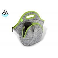 Wholesale Sublimation Blank Insulated Neoprene Lunch Sack For Outdoor Picnic from china suppliers