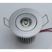 Wholesale 3Watt Epistar LED Ceiling Lights Dimmable 265V , Recessed Dimmable Led Lighting 150lm from china suppliers
