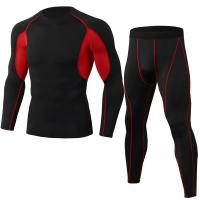 Wholesale Gym Personalized Rash Guards Apparel Machine Washable For Mens Fitness from china suppliers