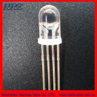 Wholesale 5mm RGB Water Clear LED Diodes with RoHS from china suppliers