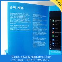 China New Original Microsoft Windows 10 Home 64bit Oem Dvd Activation Download on sale