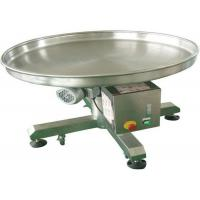 Wholesale Stainless Steel Food Packing Machine Disc Feeding Table For Pouch Package from china suppliers