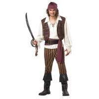 Buy cheap Halloween Police Party Adult Costumes California Costumes Men's Rogue Pirate from wholesalers