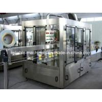 Wholesale Carbonated /Soft /Drink Filling Plant (CGFD 24-24-8) from china suppliers